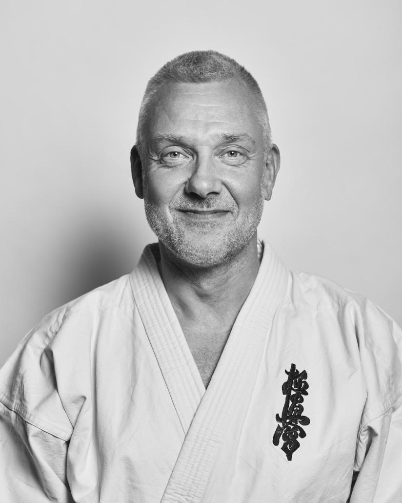 Farum Kyokushin Karate - Franz Rasmussen