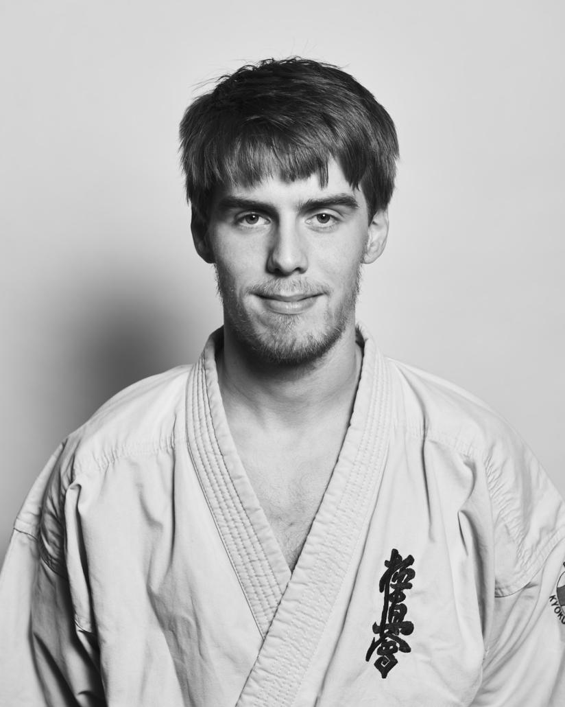 Farum Kyokushin Karate - Frederik Baadsgaard