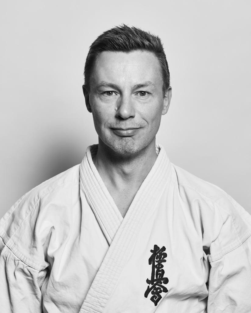 Farum Kyokushin Karate - Martin Henriksen