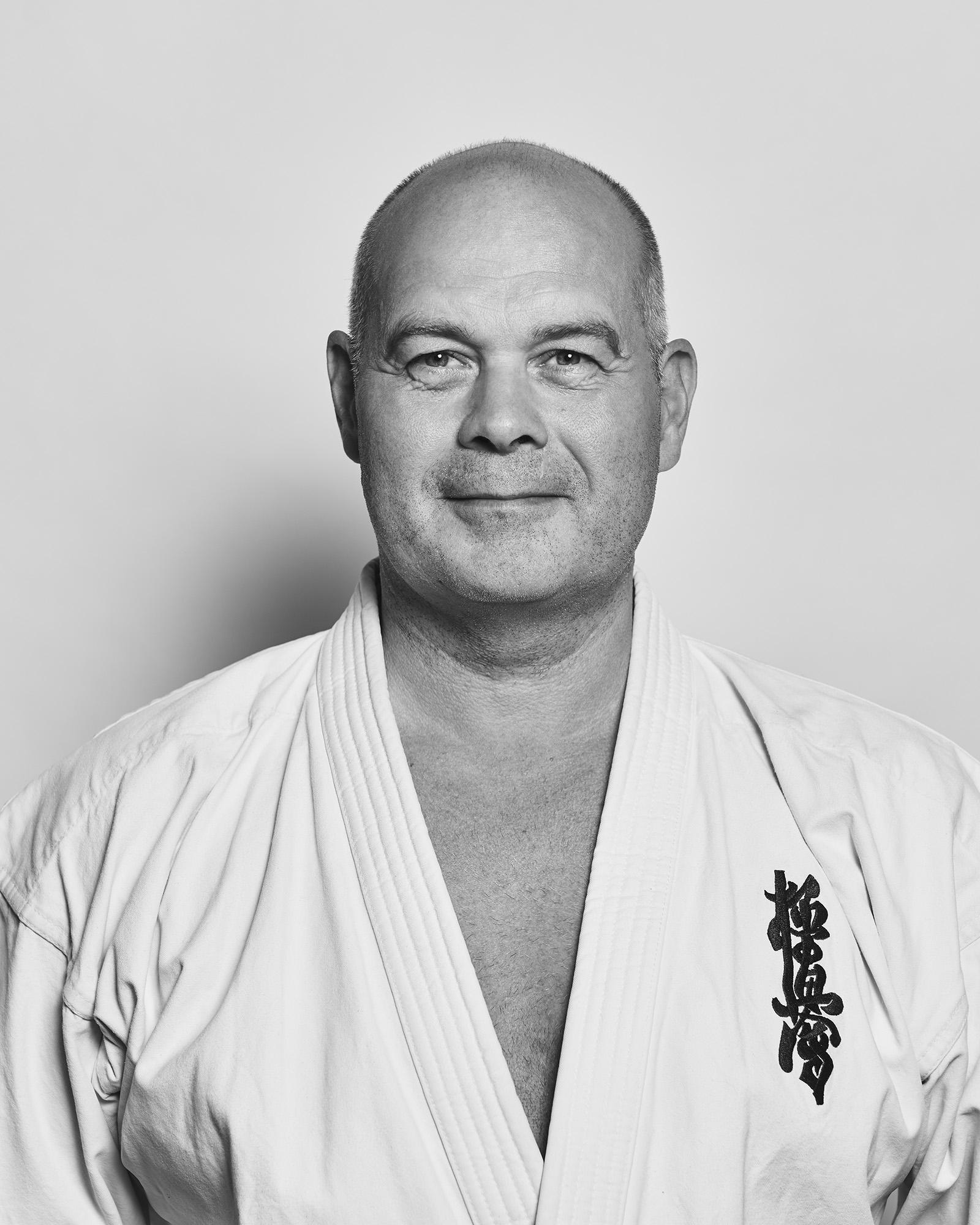 Farum Kyokushin Karate - Henning Fabricius