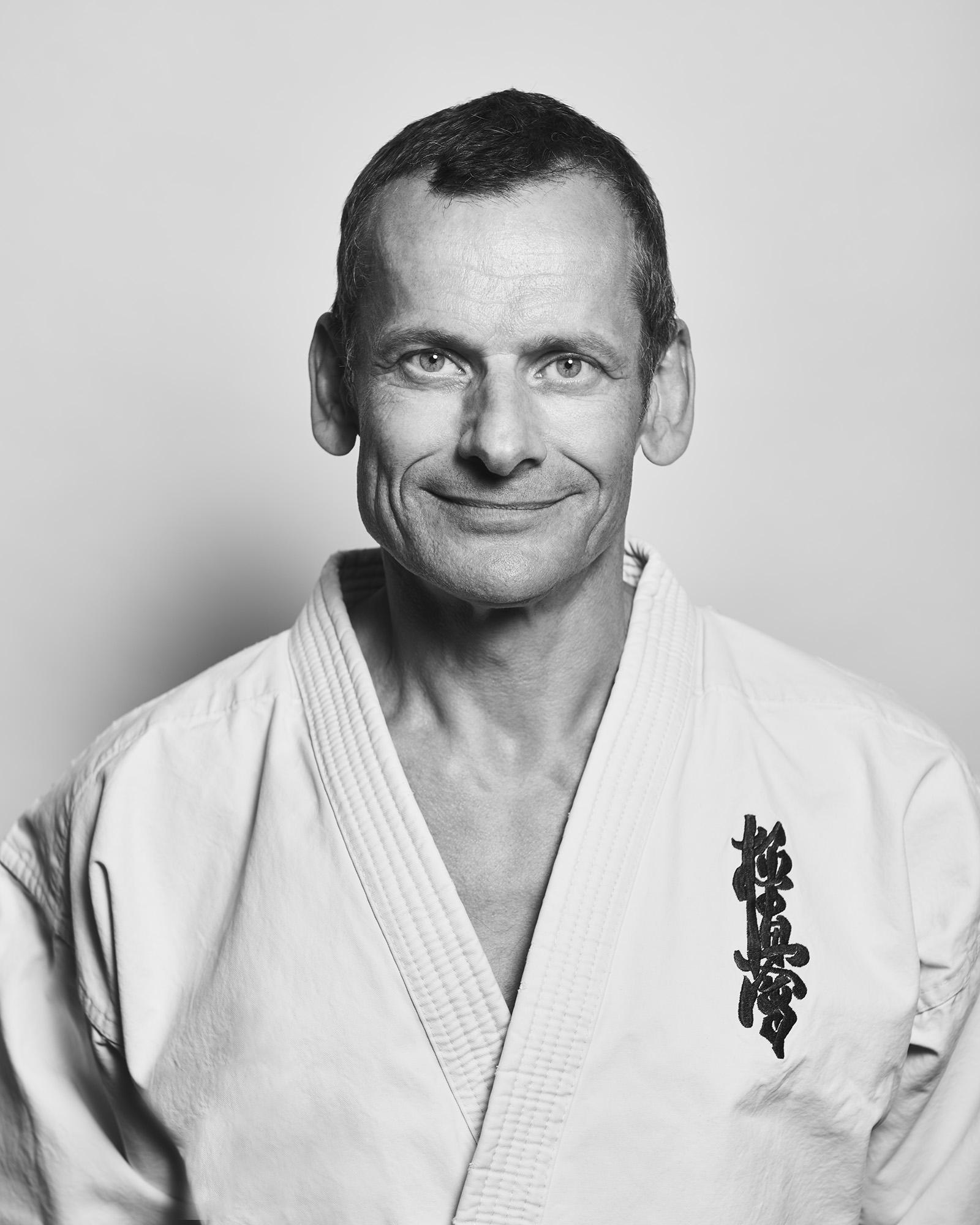 Farum Kyokushin Karate - Niels Hansen