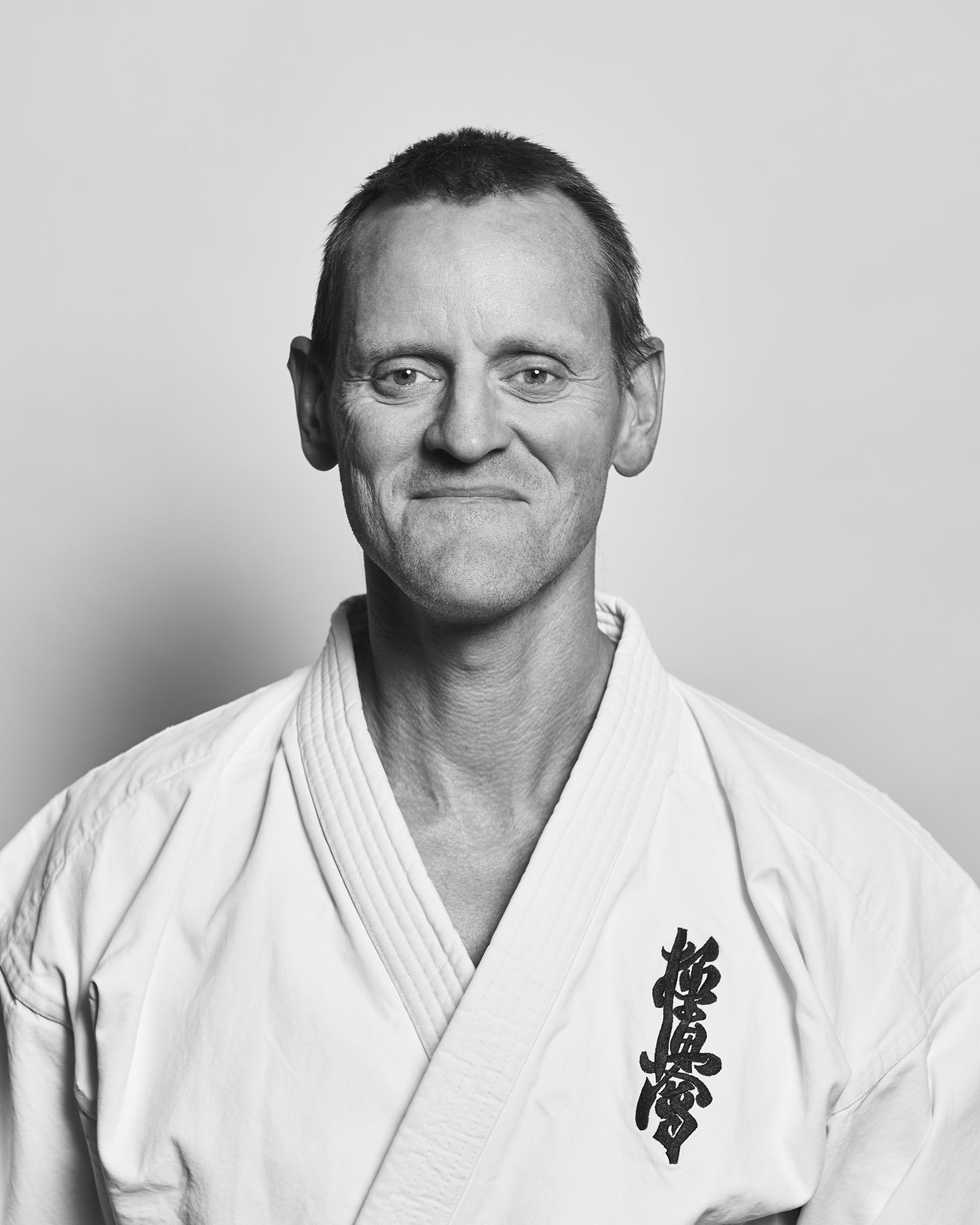 Farum Kyokushin Karate - Dan Jensen